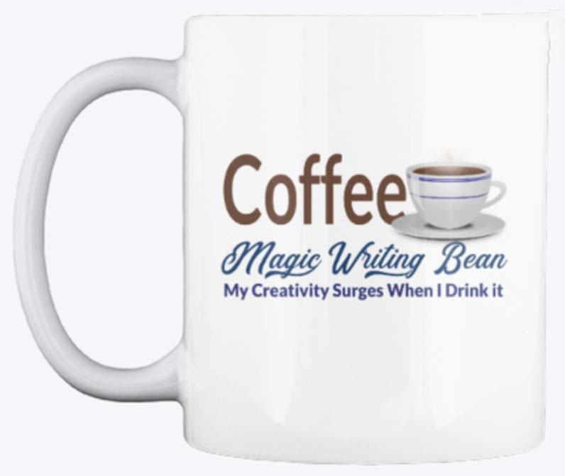 Magic Writing Bean Mug